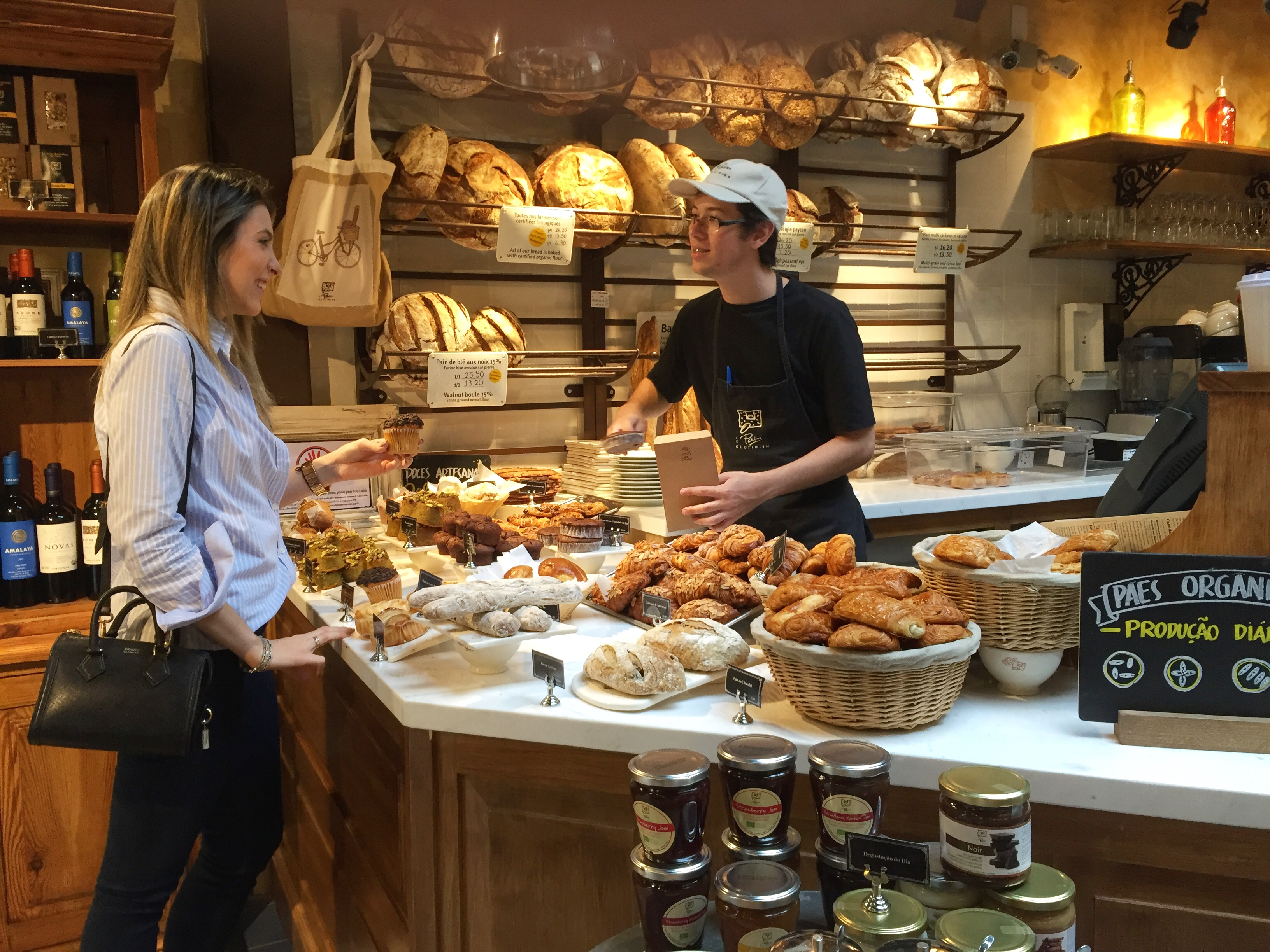 Nova Le Pain Quotidien - Blog Fit Food Ideas
