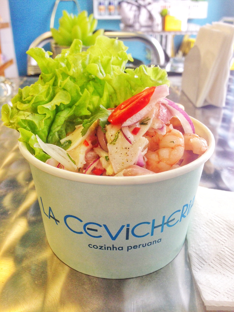 La Cevicheria - Blog Fit Food Ideas