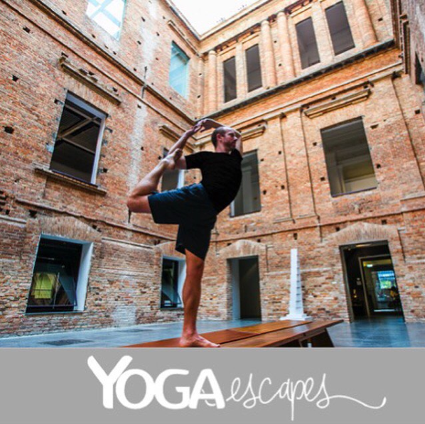 Yoga Escapes - Pinacoteca