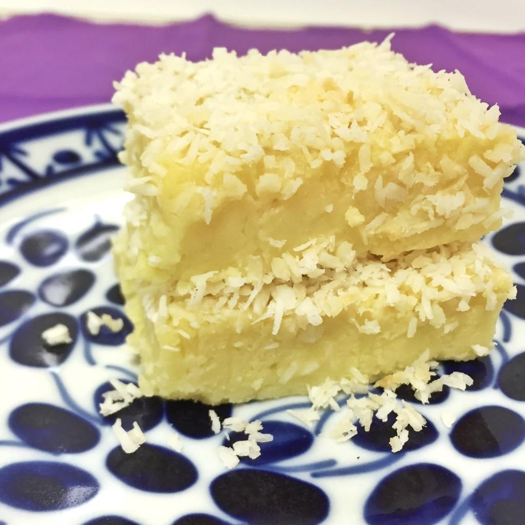 Bolo de mandioca - Blog Fit Food Ideas
