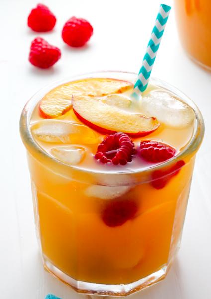 Chá Gelado - Pinterest