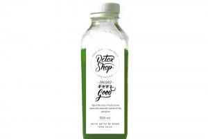clorofila, suco verde, saudável, sem glúten, sem lactose, detox shop brasil, funcional, delivery,