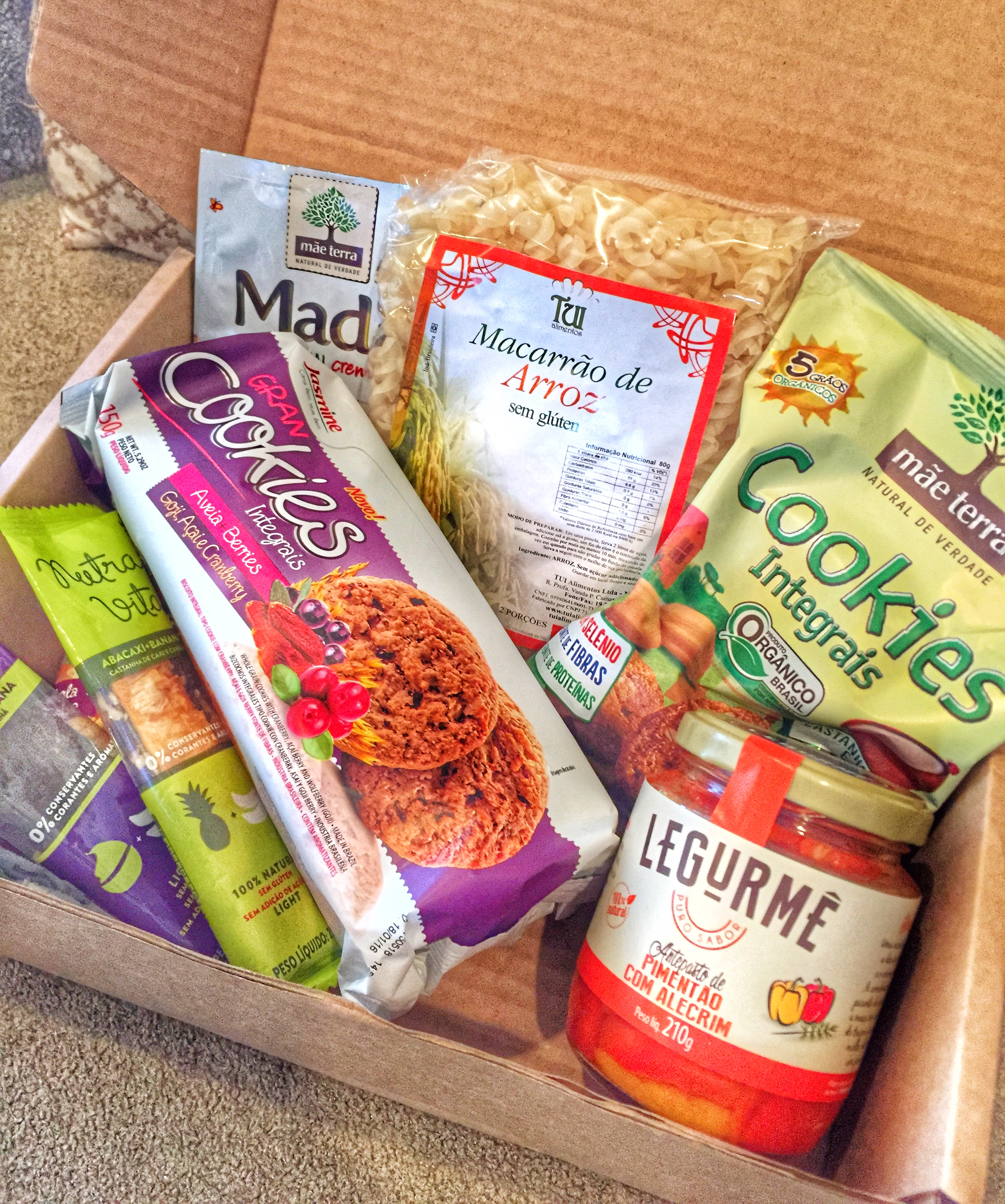 Veggiebox - Blog Fit Food Ideas