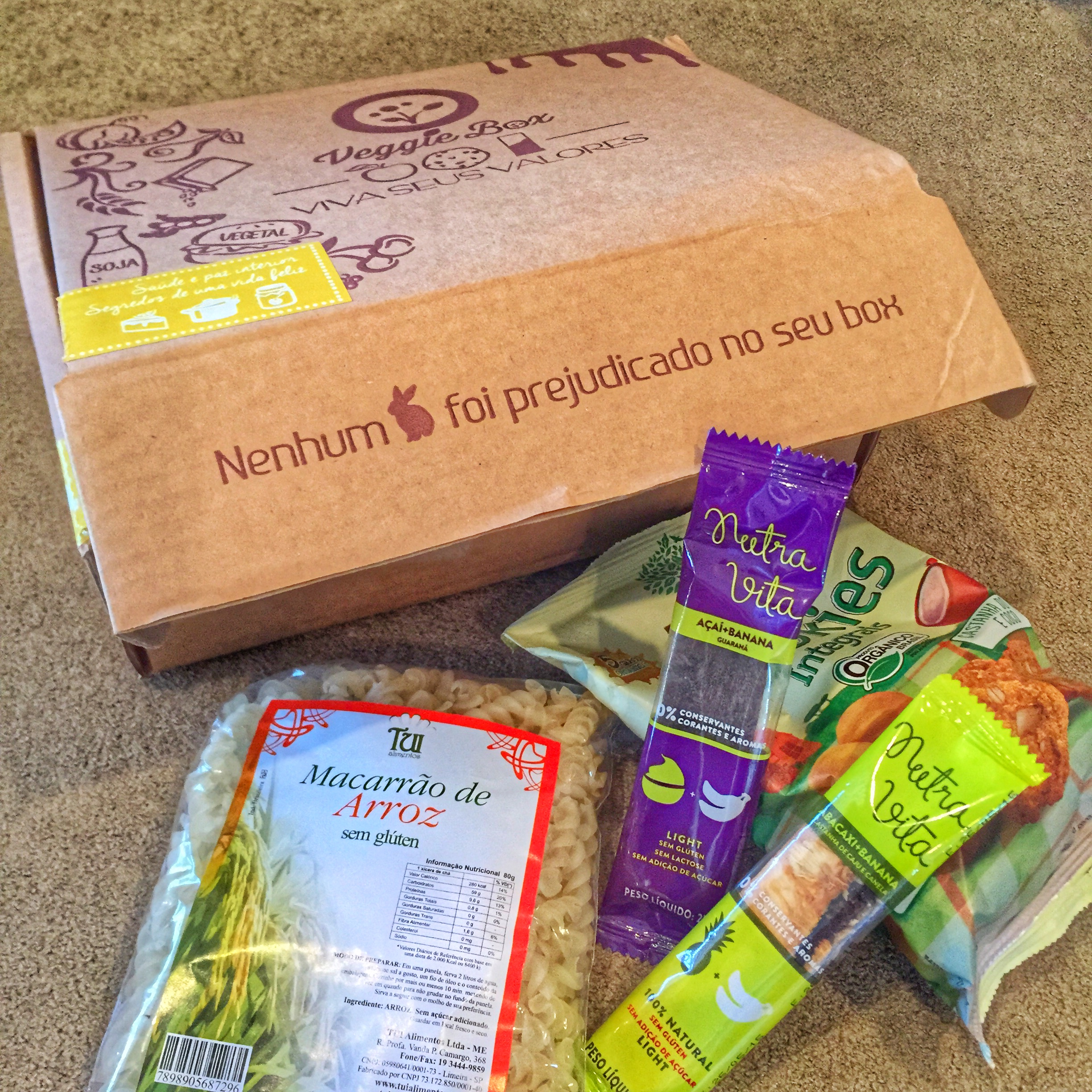 Veggie Box - Blog Fit Food Ideas
