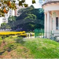 Praça Alexandre de Gusmão
