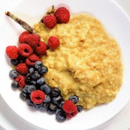 Arroz doce integral - LPQ - Blog Fit Food Ideas