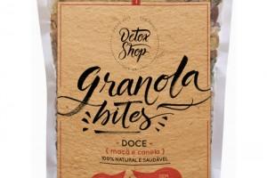 granola, saudável, sem glúten, sem lactose, detox shop brasil, funcional, deliciosa, delivery