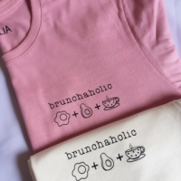 Coleção Foodies Tee by Fit Food Ideas